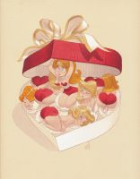 Valentine Candy by bpresing