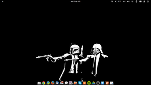 elementary os current desktop (per settembre) by luca00002002