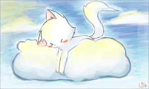 CloudTail by LillyNya