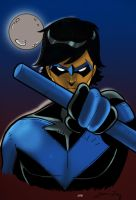 Nightwing by Windriderx23 by Blindman-CB