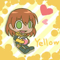muro doodle - SD Yellow by bds314