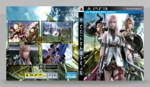 FFXIII Game Case by Squall-Darkheart