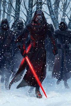 Knights of Ren by Lelia