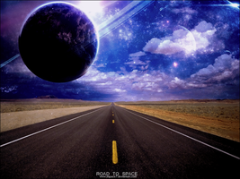 Road to space by sspace7