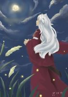Inuyasha FanArt by ZequeL