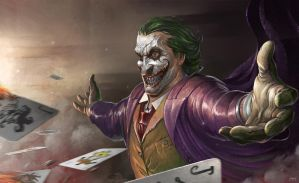 Joker by firatsolhan