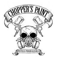 Chopper's Paint by Jaja420
