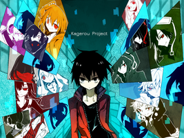 +Kagerou Project+ by peachmomo