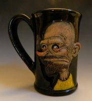 Breaking Bad's Walter White -The Cook Mug by thebigduluth