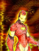 Electric Iron by Amrock