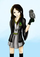 mary harry potter style by IceCreamMochi89
