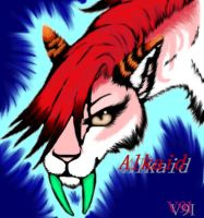 Alkaid by KitsuneRedWolf