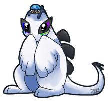 Xf-rost--bitex Chibi Commission by DevilsRealm