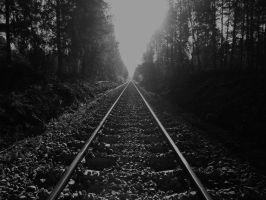 Railroad by ThePhotoWatcher