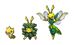 Mantis Pokemon by PkmnOriginsProject