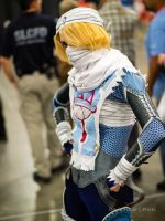 Sheik at FanX 2014 by VFire