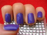 Lilac nails part 3 by xzibitka