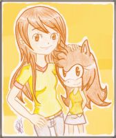 .:Request:. - Ninji and carly by alexa015