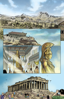 Pg 1 - The Parthenon by SarahPerryman