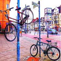 I want to ride my bicycle by buntscheck