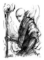Solas Ink sketch by MyCKs