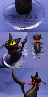 Ghost trick: Sissel by UsagiChiba-Selenit