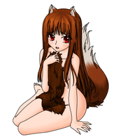 Spice and Wolf - Horo by Oehr