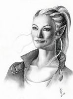 Smile, Delly, smile by TheWildGrape