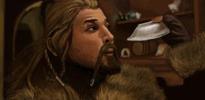 Holiday Art Practice 3: Fili revisited by IdaHarra