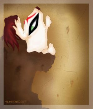 ++Gaara of the sand++ by xerablac
