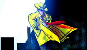 Dick Tracy by SoulStarisborn
