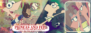 Phineas and Ferb :Signature: by sakataozuraGX