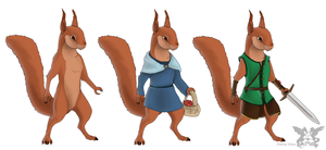 Arven of Redwall by Penny-Dragon