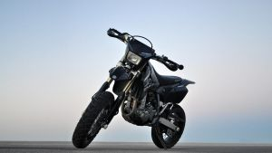 DRZ400SM by CremPhotography