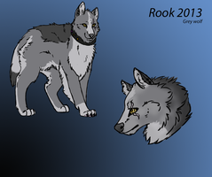 Rook ref. 2013 by Midnyghtfire99