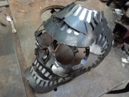 skull mask by Artifexion