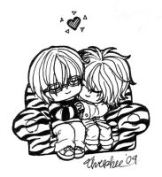 Little Did Mello Know... by Threshie