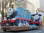 Thomas the Tank Engine Float by Codetski101