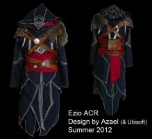 Ezio ACR Costume by Azael047