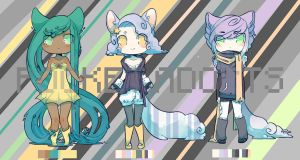 Elles-mini adopts batch3-SOLD OUT by p-o-c-k-e-t