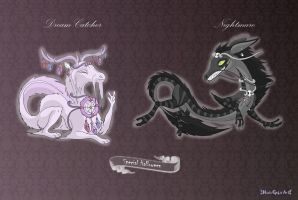 [Closed] Adoptables: Dream Dragons by MySweetQueen