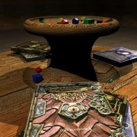 The Mighty Table by Arcandio