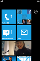 WP7 notifications - iPhone by ProjektGoteborg