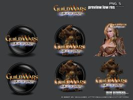 GuildWars EyeoftheNorth Pack by 3xhumed