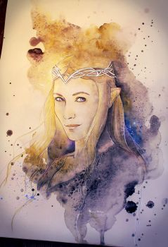 Lady of Light by Kinko-White