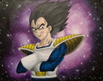The Prince of all Saiyans by BelievingIsSeeing