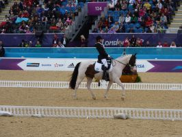 Paralympic Dressage - New Zeland by Belle-Vaux