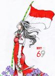 Happy 69th Independence Day, Indonesia! by Yuditha