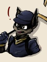 Sly Cooper. by A-zne