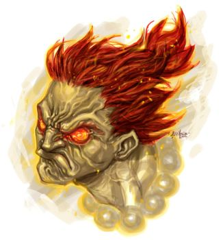 Gouki by altmess